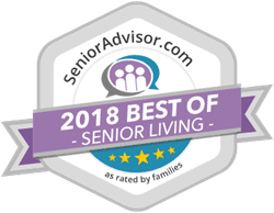 2018 Best of Senior Living Logo
