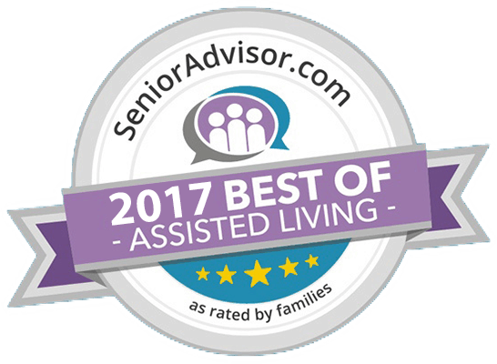 2017 Best of Senior Living Logo